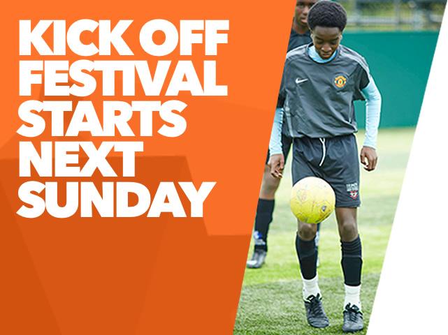 Kick Off Campaign