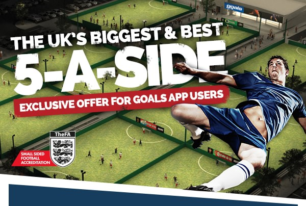 The UK's Biggest and Best 5 - A - Side Is Coming To Manchester